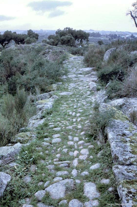 Sitio web de Las Huertas de Cansa - Monumentos e Historia - Romanos